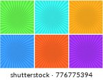 Colorful Striped Backgrounds...