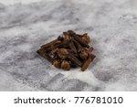 drying clove spice  syzygium...   Shutterstock . vector #776781010