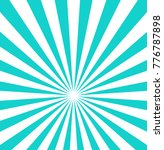 rays background vector... | Shutterstock .eps vector #776787898