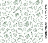 seamless pattern with...   Shutterstock .eps vector #776790598
