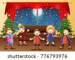 vector illustration of living... | Shutterstock .eps vector #776793976