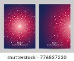 modern vector templates for... | Shutterstock .eps vector #776837230