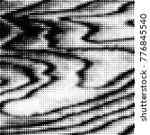 abstract grunge grid polka dot... | Shutterstock .eps vector #776845540