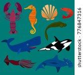 vector flat illustration of... | Shutterstock .eps vector #776847316