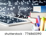 modern education and e learning ... | Shutterstock . vector #776860390