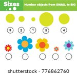 children educational game.... | Shutterstock .eps vector #776862760