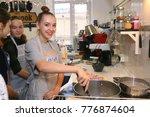 moscow  russia  december 16 ... | Shutterstock . vector #776874604