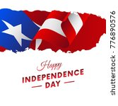 Puerto Rico Independence Day....