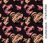 seamless pattern for st.... | Shutterstock .eps vector #776914984