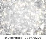 abstract bokeh background | Shutterstock . vector #776970208