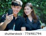 bangkok thailand  december 17... | Shutterstock . vector #776981794