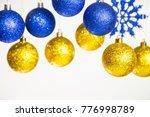 closeup view of different... | Shutterstock . vector #776998789