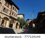 historically known old city ... | Shutterstock . vector #777124144
