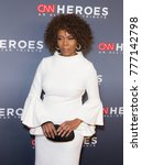 Small photo of New York, NY - December 17, 2017: Alfre Woodard wearing dress by Badgley Mischka attends 11th annual CNN Heroes All-Star Tribute at American Museum of Natural History