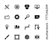 design icons. flat simple icon  ...