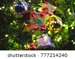 gift new years | Shutterstock . vector #777214240