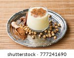 boza or bosa  traditional... | Shutterstock . vector #777241690