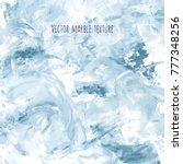 White  Gray  Navy Blue Marble...
