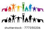 detailed vector illustration... | Shutterstock .eps vector #777350206