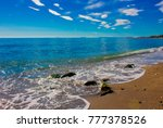 beach. the best views of the... | Shutterstock . vector #777378526