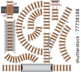Railroad Isolated Elements For...