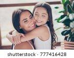 dreams come true  my dear mummy ... | Shutterstock . vector #777416428