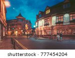 october 26  2017  oxford ... | Shutterstock . vector #777454204
