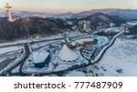 pyeongchang  south korea ...   Shutterstock . vector #777487909