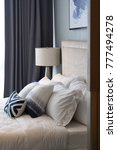 close up shot of comfortable... | Shutterstock . vector #777494278