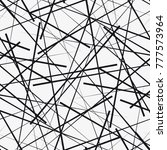 vector seamless pattern from... | Shutterstock .eps vector #777573964