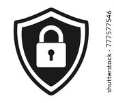 Secure Protection Abstract Logo....