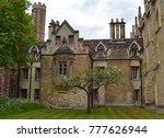 newton's apple tree at porter's ...   Shutterstock . vector #777626944