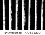 grunge black and white urban... | Shutterstock .eps vector #777631330