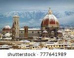 cathedral of santa maria del...   Shutterstock . vector #777641989
