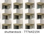 Small photo of Trister unimaginative and ugly functional building of an apartment complex