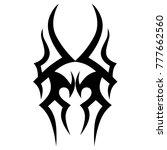 tattoo art designs. ideas of... | Shutterstock .eps vector #777662560
