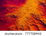 close up of amazing formations... | Shutterstock . vector #777708943