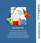 vector illustration concepts... | Shutterstock .eps vector #777748993