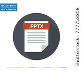 pptx presentation document file ...