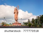 huge and awesome shiva statue... | Shutterstock . vector #777773518