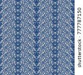tie dye triangle geometric... | Shutterstock .eps vector #777787150