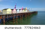 Summer Colours On Hastings Pie...