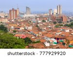 cali  colombia   october 25 ... | Shutterstock . vector #777929920
