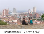 cali  colombia   october 25 ... | Shutterstock . vector #777945769