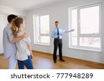 real estate  mortgage and... | Shutterstock . vector #777948289