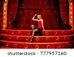 Photo Of Elegant Dancer In...