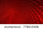 abstract vector background ... | Shutterstock .eps vector #778015408