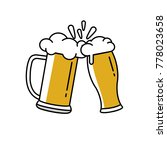 vector illustration of... | Shutterstock .eps vector #778023658