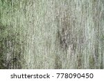abstract close up of old wooden ... | Shutterstock . vector #778090450