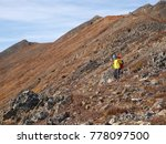 hiker in tombstone territorial... | Shutterstock . vector #778097500